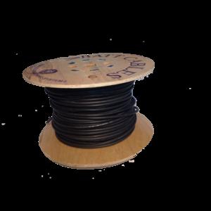 ActieSolar Solar kabel 1 x 6 mm2 zwart DCa