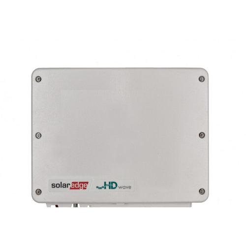 SolarEdge Omvormer 1PH, 2.2kW, HD-Wave Technologie, (-20°C) met SetApp configuratie