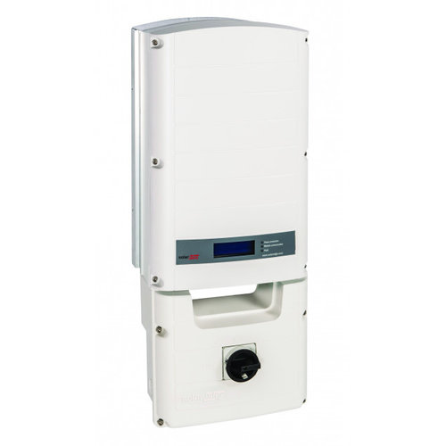 SolarEdge SolarEdge Omvormer 3PH, 27.6kW, DCD, SPD en Zekeringen (-20°C)