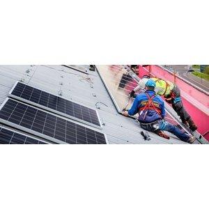 ActieSolar Volledige installatie 4 panelen