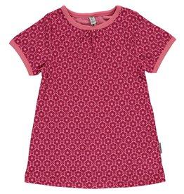 Maxomorra T-shirt Met Bloemetjes (MAAT 134/140)