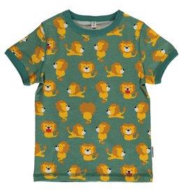 Maxomorra T-shirt Met Leeuwen (maat 86/92)