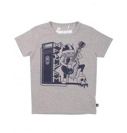 Danefae T-shirt Met Viking Rocker (MAAT 7Y)