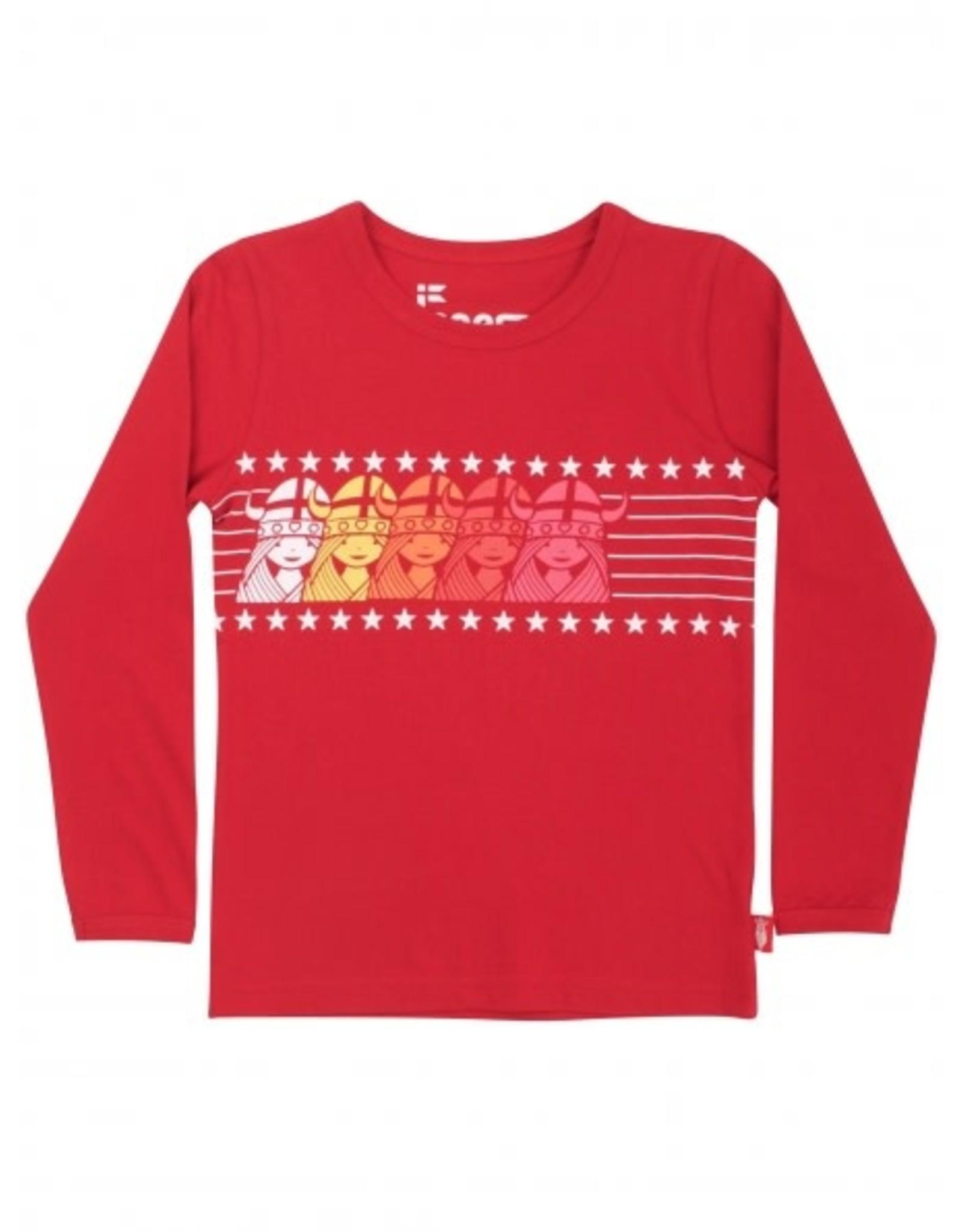 Danefae T-shirt met Freja en sterren
