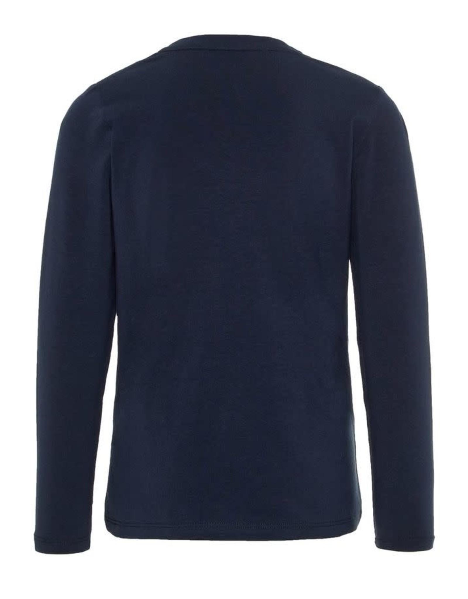 Name It Name It Blauwe T-shirt Met Citroenen