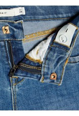 Name It Name It Slim Fit Jeans Met Gouden Streep