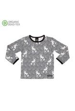 Villervalla Villervalla T-shirt Met Lange Mouwen Konijnen