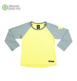 Villervalla Villervalla T-shirt Met Lange Mouwen Lemonade/Rock