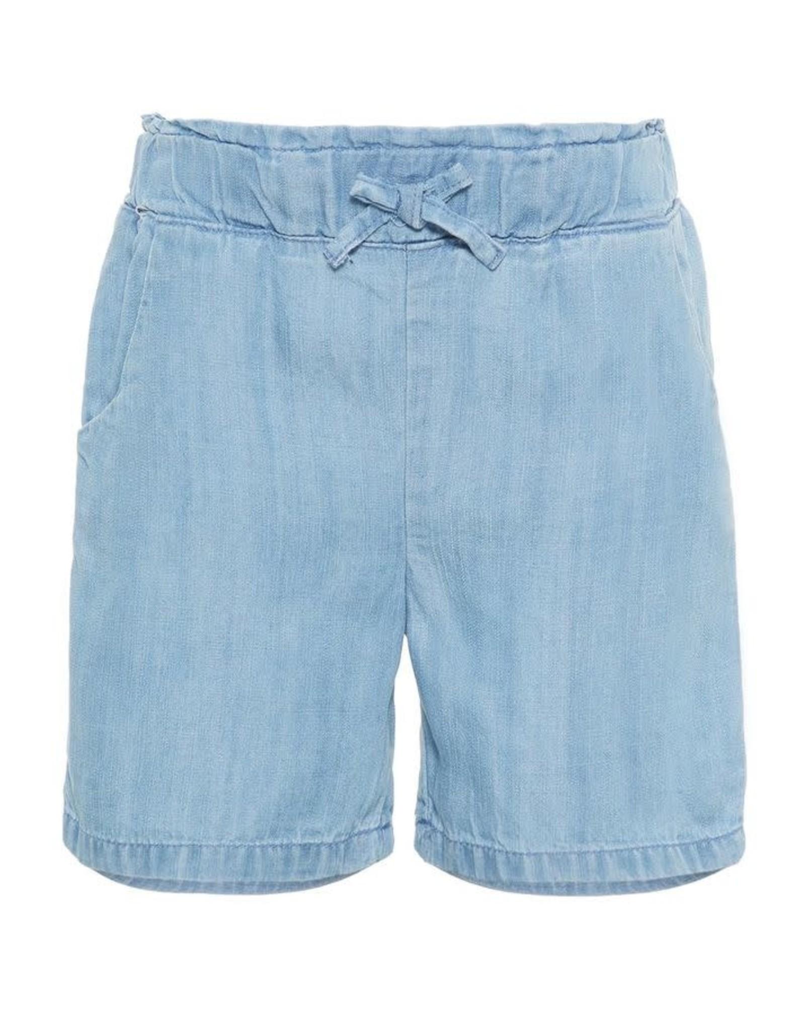Name It Name It Meisjes Lichte Jeans Short