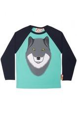 Dyr Dyr T-shirt Met Lange Mouwen Ulv - LAATSTE MAAT 7Y
