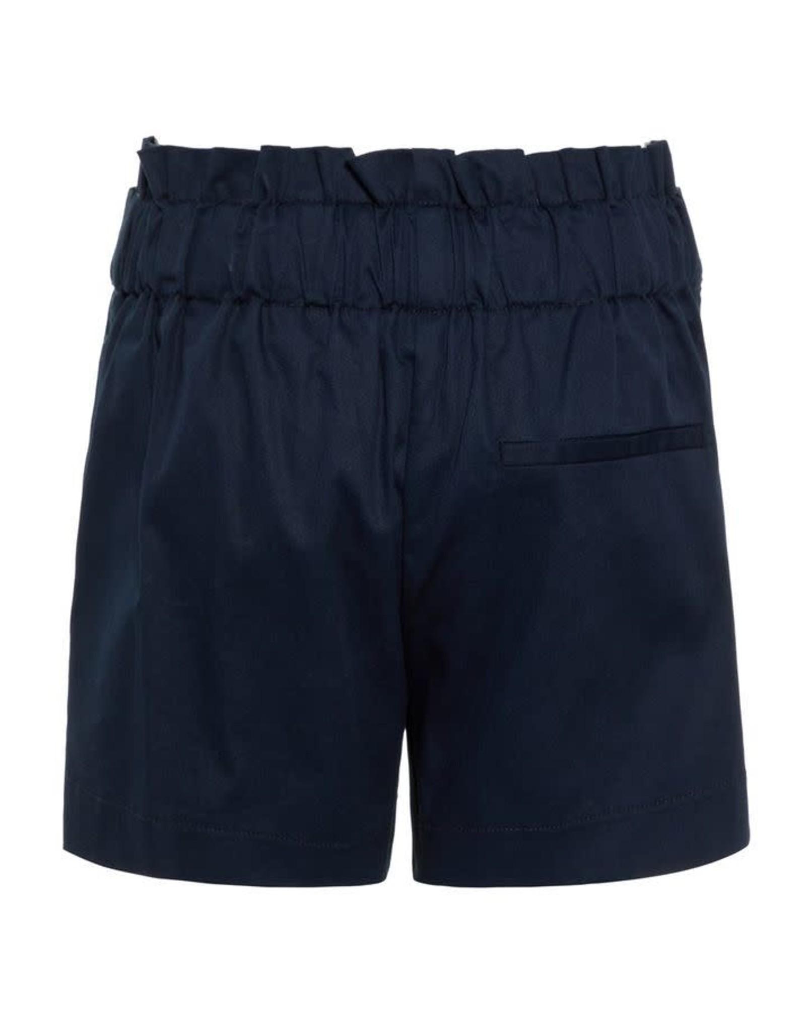 Name It Blauwe meisjes paperbag short