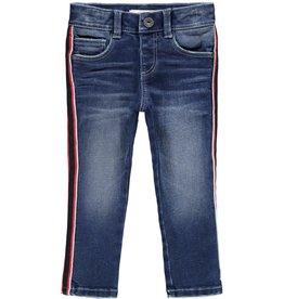 Name It Name It Jeans Slim Fit Met Zijstreep