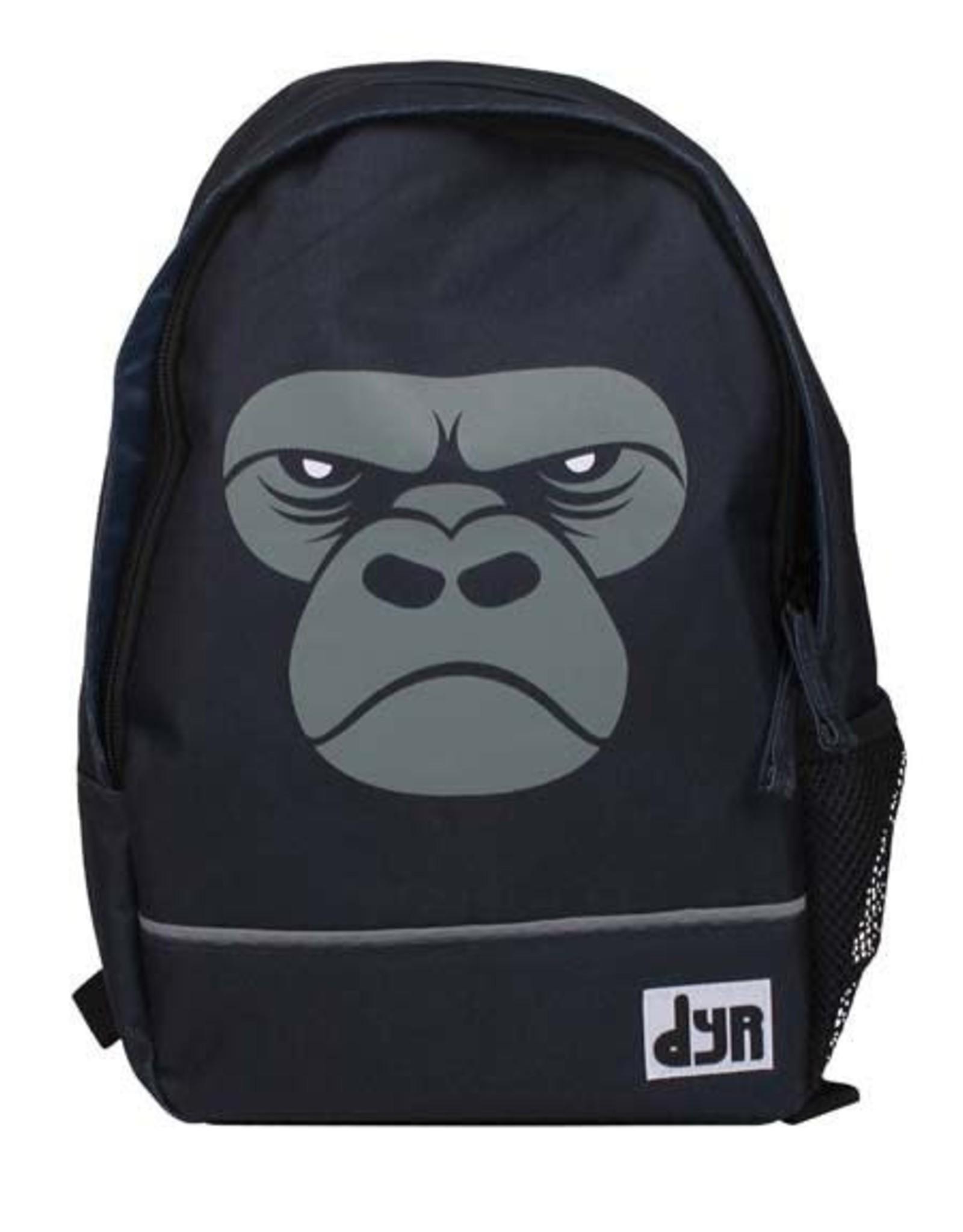 Dyr Rugzak Met Gorilla