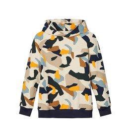 Name It Trui met camouflage-print