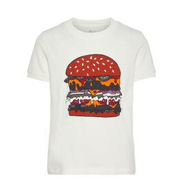 Name It Hamburger t-shirt (2 kleuren)