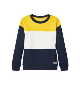 Name It Colourblock trui (2 kleuren)