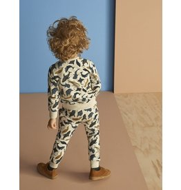 Name It Jogging broek met walvissenprint