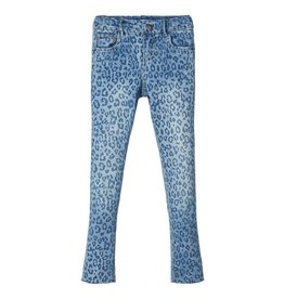 Name It Name It Skinny Fit Panterprint Jeans