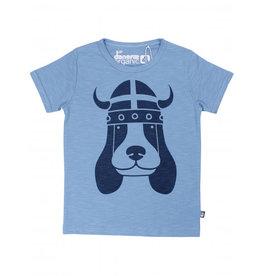 Danefae T-shirt met honden viking