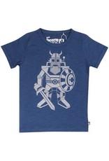 Danefae T-shirt met robot Viking