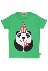 Dyr T-shirt van Dyr met Deense feestende panda - LAATSTE MAAT 6Y