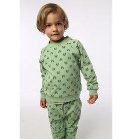 Dyr Sweater met all over panda print