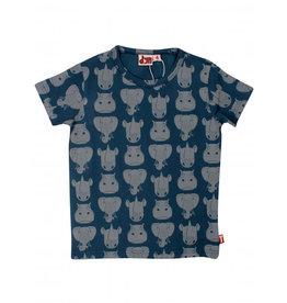 Dyr T-shirt met wilde dieren