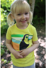 Dyr Gele t-shirt van Dyr met toekan