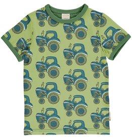 Maxomorra T-shirt met tractors
