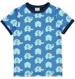 Maxomorra T-shirt met olifanten