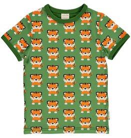 Maxomorra T-shirt met tijgers