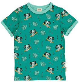 Meyadey T-shirt met koala's