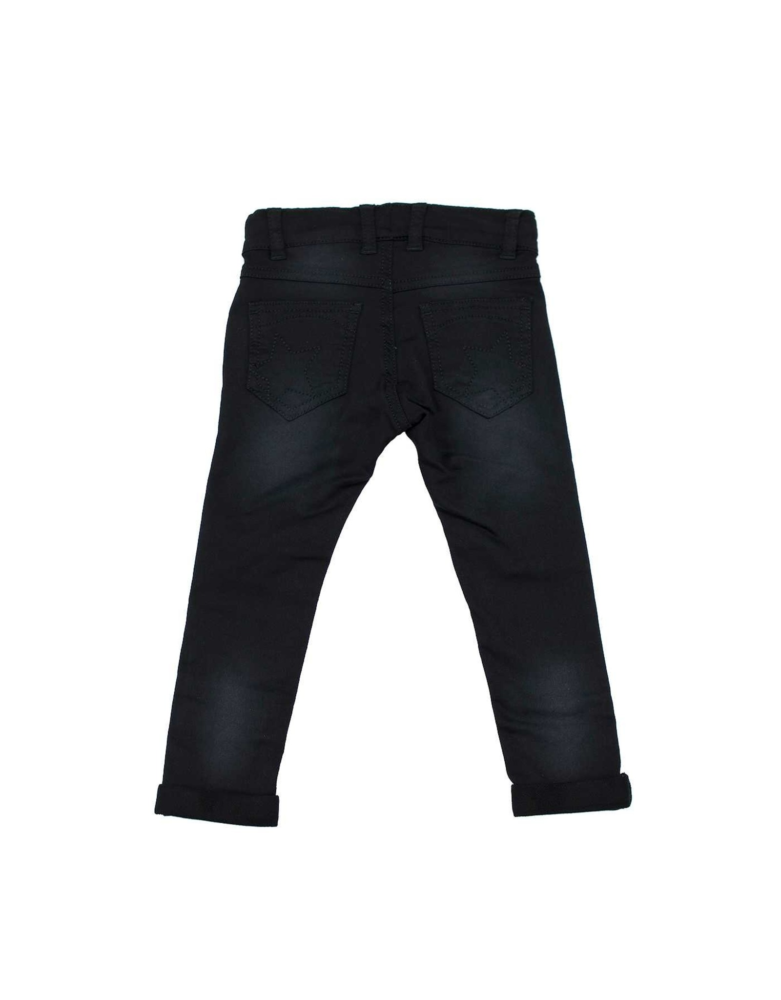 Villervalla Zeer zachte katoenen broek zonder knop (2 kleuren)