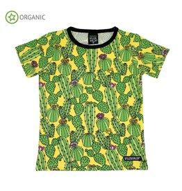 Villervalla T-shirt met cactussen