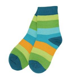 Villervalla Fel gestreepte sokken (3 kleuren)