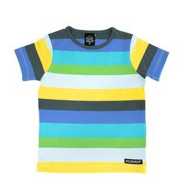 Villervalla Vrolijk gekleurde t-shirt (2 types)