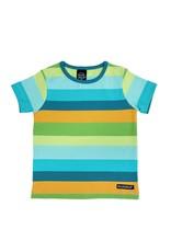 Villervalla geel/blauwe OF oranje/blauwe t-shirt van Villervalla