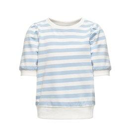 KIDS ONLY Sweatshirt met pofmouwen (2 kleuren)