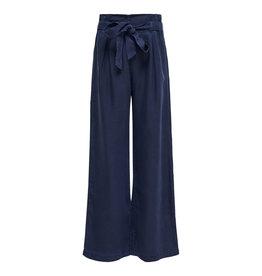KIDS ONLY Losse zachte blauwe broek