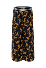 KIDS ONLY Brede losse broek met luipaarden van KIDS ONLY