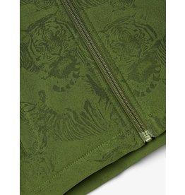 Name It Groene Magische softshell -> bij regen tijgers