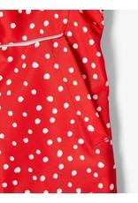 Name It Rode zomerjas met witte stippen