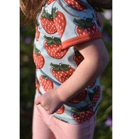Maxomorra T-shirt met aardbeien