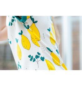 Meyadey T-shirt met citroenen