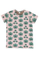 Maxomorra VOLWASSENEN T-shirt met blaadjes