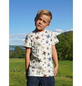 JNY Kids T-shirt met spinnen