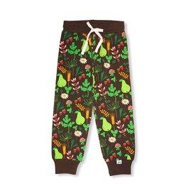 JNY Kids Jogging broek met fruit/bloemen motief