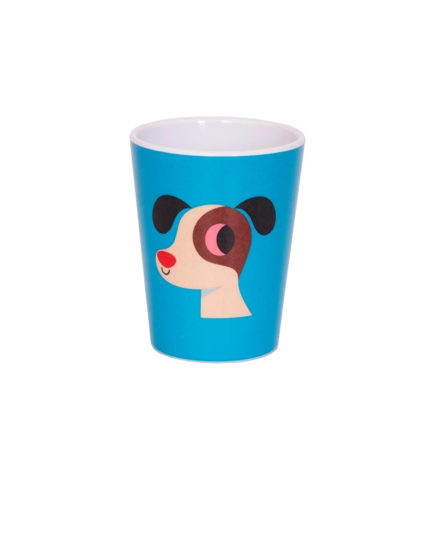 OMM Design Vrolijke drinkbekers met dieren