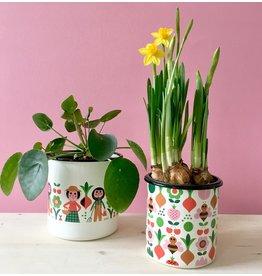 OMM Design Vrolijke (bloem)potten (2 stuks)