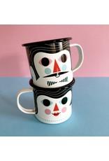 OMM Design Enamel drink tassen (verschillende prints)